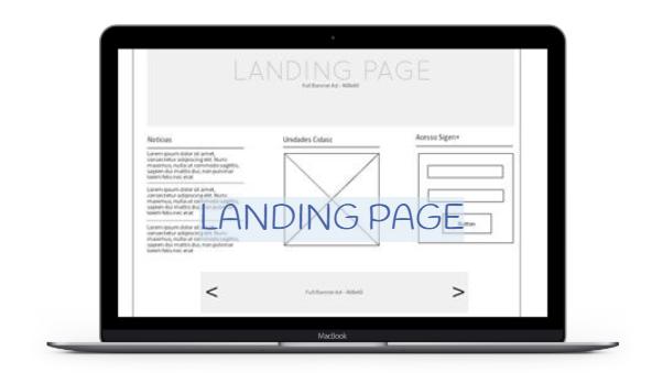 Diseño landing page Murcia