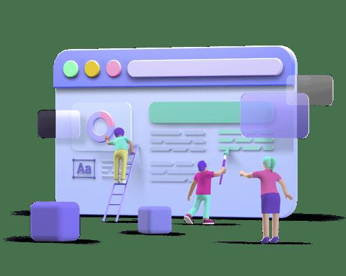 Diseño web en Murcia, web corporativa Mark-Sonoma